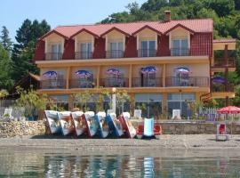 Villa Cvet Rooms, Ohrid