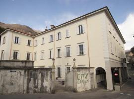 Bed & Blessing / Casa Borgo, Locarno