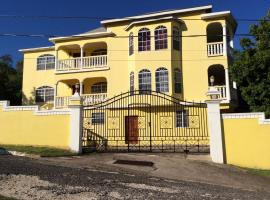 Pura Vida Jamaica, Фальмаут