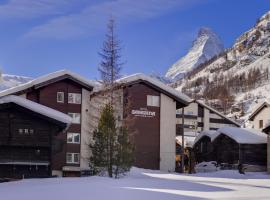 Hotel Sarazena, Zermatt