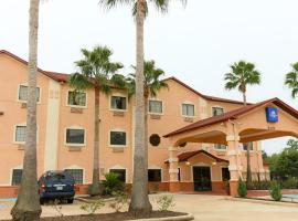 Americas Best Value Inn and Suites Houston FM 1960,