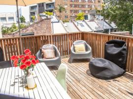 Darlinghurst Apartments,