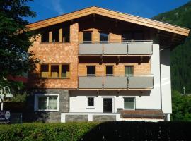 Haus Wierer, Майрхофен