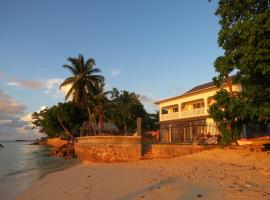 Marie-France Beach Front Apartments, La Digue