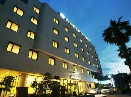 Amber Hotel Jeju, Jeju City