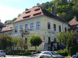 Pensiunea Gasthaus Alte Post, Sighișoara