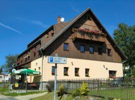 Pension Hela, Bedřichov