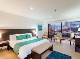 Hotel Parque 97 Suites, Bogotá
