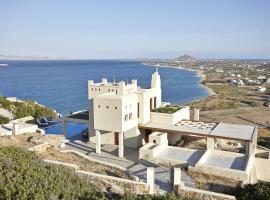 Tower Resort Naxos Island, Plaka