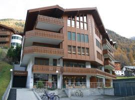 Ferienwohnung Steinmattstrasse, Zermatt