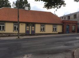 Hartman Apartment, Rakvere
