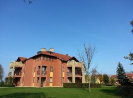 Birdland Villapark Golf View, Bük