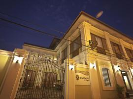Hotel Salcedo De Vigan, Vigan