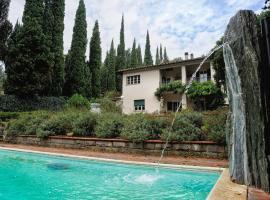 Villa Sargiano, Arezzo
