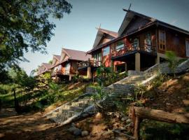 Mr. Charles River View Lodge, Hsipaw