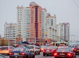 Flat in Minsk near subway, Minsk