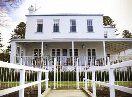 Oscars Waterfront Boutique Hotel, Port Fairy