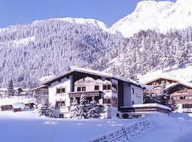 Gästehaus Krammer, Sankt Anton am Arlberg