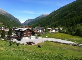 Pension am Waldegg, Saas-Grund