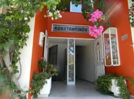 Konstantinos Apartments, Ayía Evfimía
