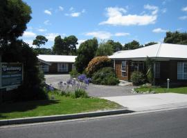 Castaway Holiday Apartments, Strahan