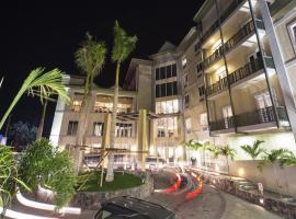 Kinam Hotel, Pétionville