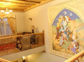 Hotel Billuri Sitora, Samarkanda