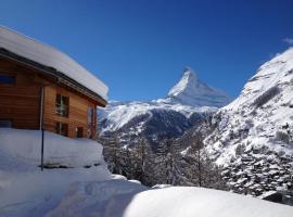 Chalet Arnold, Zermatt