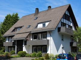 Appartement Fichtenweg 43-4, Winterberg