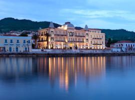 Poseidonion Grand Hotel, Spétses