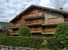 Three-Bedroom Apartment Botzatei 002, Verbier