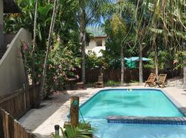 Shonalanga Lodge, St Lucia