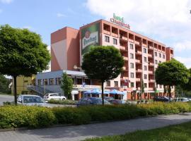 Hotel Cementar, Границе
