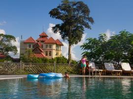 Mount Pleasant Hotel, Oattara Thiri
