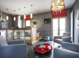 Hotel Charlemagne, Нейи-сюр-Сен