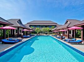 Rose Bay Resort, Pattaya centrale