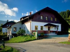 Penzion Pepovka, Filipovice