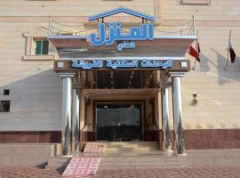 Al Manzel Al Hadea Hotel Apartments, Джедда