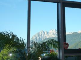 Tiroler Alpenblick, Schwendt
