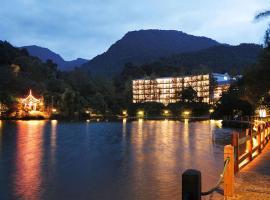 Hong Zhu Shan Hotel, Emeishan