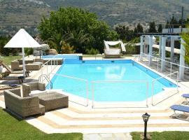 Paradise Art Hotel, Ándros