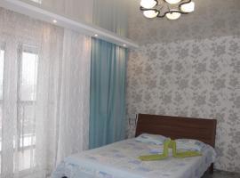 Apartamenty Svetlica Shamshinykh 90/5 studio, Nowosybirsk