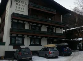 Appartement Renate Siess, Sankt Anton am Arlberg