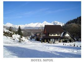 Hotel Sipox, Štrba