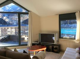 Apartaments Fragata, Andorra la Vella