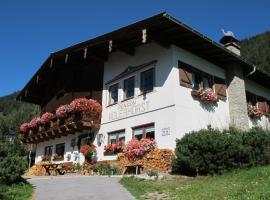 Adlerhorst, Sankt Anton am Arlberg