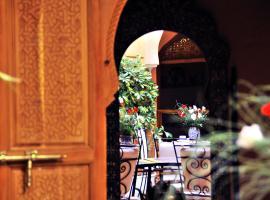 Riad Bensaid, Marrakech