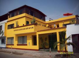 Nylamp Wasi, Punta Hermosa