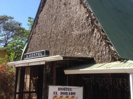 Hostel El Dorado, Sámara