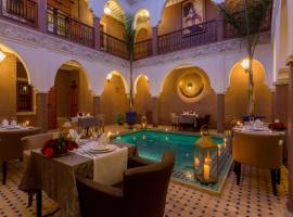 Riad Magda & Spa, Marrakesz